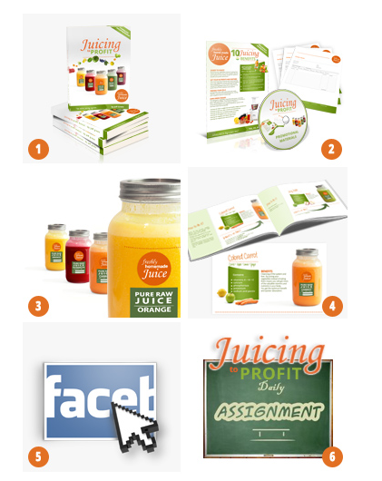 Juicing to Profit course materials